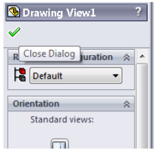 6 107 solidworks drawing tutorial view