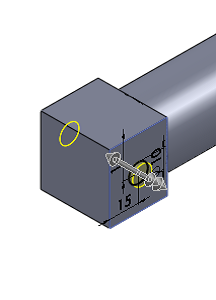 37 109 solidworks assembly tutorial part3 cut extrude