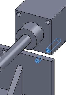 61 109 solidworks assembly tutorial concentric mate