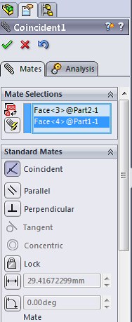 66 109 solidworks assembly tutorial coincident mate