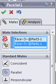 77 109 solidworks assembly tutorial parallel mate