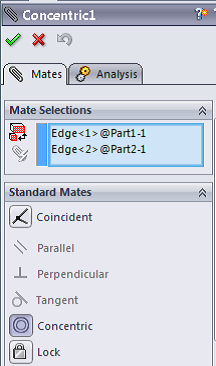 20 113 solidworks assembly tutorial concentric mate