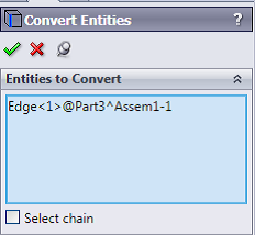 28 113 solidworks assembly tutorial convert entities