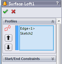 8 114 solidworks surface tutorial surface loft