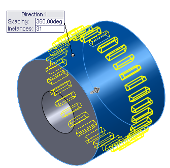 14 117 solidworks assembly circular pattern scheme