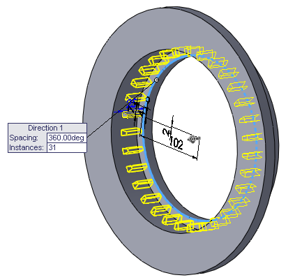 28 117 solidworks assembly circular pattern scheme