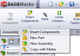 58 117 solidworks assembly insert components