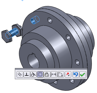 72 117 solidworks assembly concentric mate
