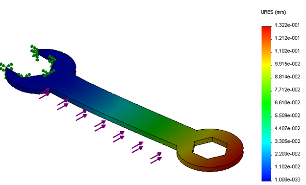 19 118 solidworks simulation xpress analysis
