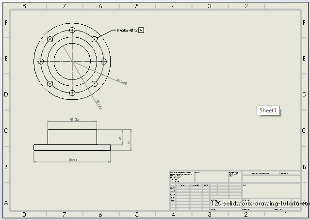 120 solidworks drawing tutorial 14
