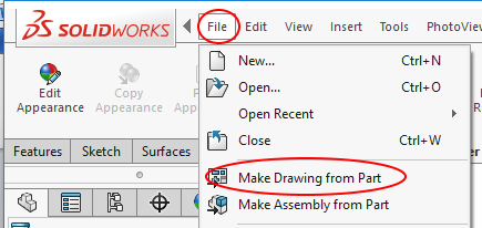 120 solidworks drawing tutorial 2