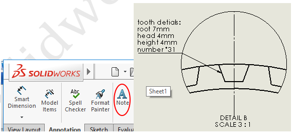 120 solidworks drawing tutorial 25