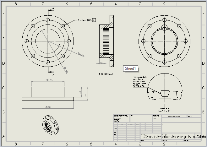 120 solidworks drawing tutorial 26