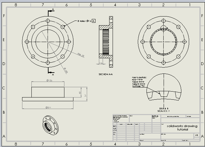 120 solidworks drawing tutorial 28